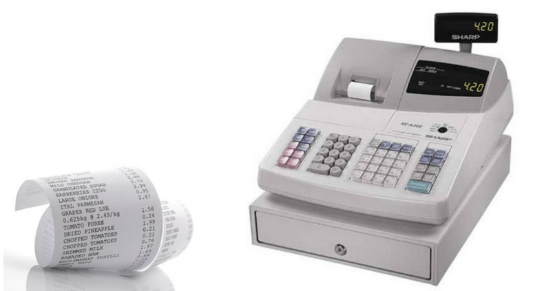 co vsetko musi obsahovat blocek, doklad o kupe, registracna pokladnica je potrebna