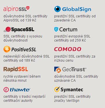 Certifikacne autority rozne SSL certifikaty - Eshopovac clanok o zabezpeceni eshopov https protokol SEO