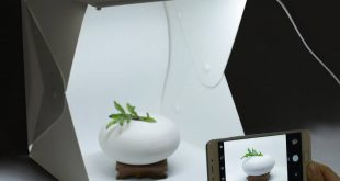 použitie fotoboxu na fotenie eshopových produktov